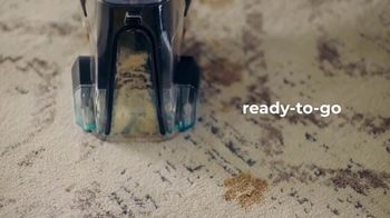 Bissell Pet Stain Eraser Powerbrush TV Spot, 'Always Ready' - Thumbnail 8