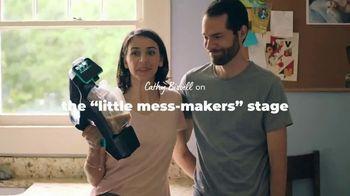 Bissell Pet Stain Eraser Powerbrush TV Spot, 'Always Ready' - Thumbnail 9
