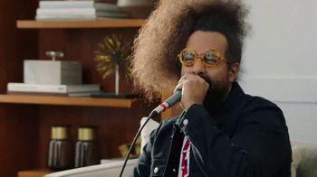 Keurig K-Supreme Plus Brewer TV Spot, 'Beyond Words' Featuring James Corden, Reggie Watts - Thumbnail 5