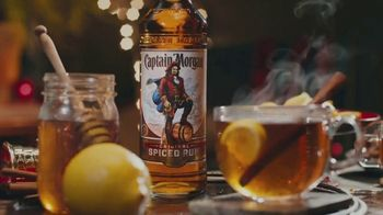 Captain Morgan Original Spiced Rum TV Spot, 'Holidays: Hot Toddy'