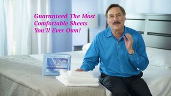 My Pillow Mike's Christmas Special TV Spot, 'Buy One Get One: Giza Dream Sheets'