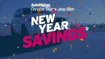 AutoNation Big Finish Sales Event TV Spot, 'New Years Is Now: 0% Financing' - Thumbnail 4