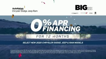 AutoNation Big Finish Sales Event TV Spot, 'New Years Is Now: 0% Financing' - Thumbnail 6