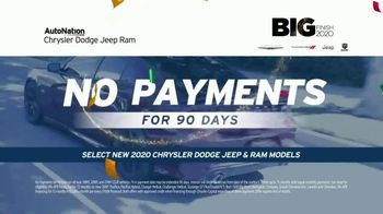 AutoNation Big Finish Sales Event TV Spot, 'New Years Is Now: 0% Financing' - Thumbnail 9