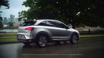 Hyundai Nexo TV Spot, 'Zero Emissions' [T1] - Thumbnail 1