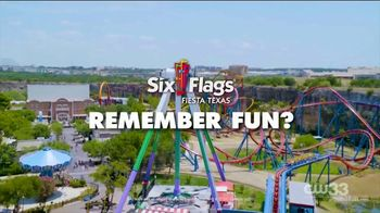 Six Flags TV Spot, 'Remember Fun?: Save Up to 50% On Tickets' - Thumbnail 1