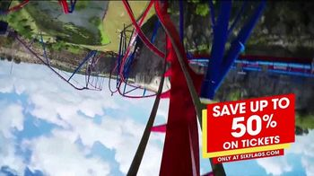 Six Flags TV Spot, 'Remember Fun?: Save Up to 50% On Tickets' - Thumbnail 10