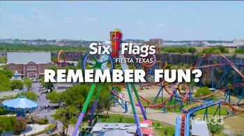 Six Flags TV Spot, \'Remember Fun?: Save Up to 50% On Tickets\'