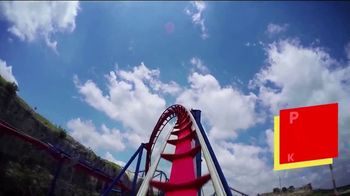 Six Flags TV Spot, 'Remember Fun?: Save Up to 50% On Tickets' - Thumbnail 8