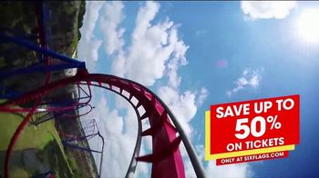Six Flags TV Spot, 'Remember Fun?: Save Up to 50% On Tickets' - Thumbnail 9