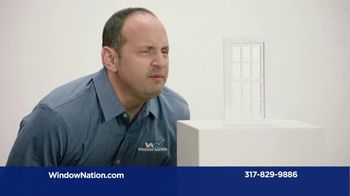 Window Nation TV Spot, 'Tiny Windows' - Thumbnail 5