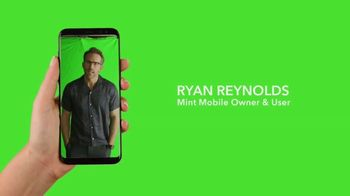 Mint Mobile TV Spot, 'Holidays: Stock Footage' Featuring Ryan Reynolds