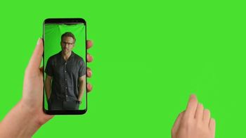 Mint Mobile TV Spot, 'Holidays: Stock Footage' Featuring Ryan Reynolds - Thumbnail 4