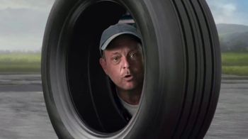 Cooper Tires TV Spot, 'The Tire Sweet Spot With Uncle Cooper' Featuring Lenny Venito