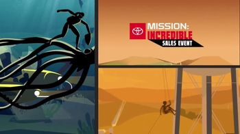 Toyota Mission: Incredible Sales Event TV Spot, 'In Motion: Corolla' [T2] - Thumbnail 3