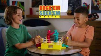 Mattel Games TV Spot, 'Non-Stop Fun: Rock 'Em Sock 'Em Robots, KerPlunk and Inky's Fortune'