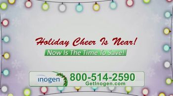 Inogen Special Year End Holiday Pricing TV Spot, 'Holiday Cheer' - Thumbnail 1