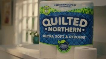 Quilted Northern Ultra Soft & Strong TV Spot, 'Sustainable Feels Good' Song by Clarence Nelson - Thumbnail 9