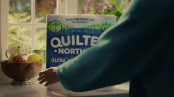 Quilted Northern Ultra Soft & Strong TV Spot, 'Sustainable Feels Good' Song by Clarence Nelson - Thumbnail 1