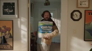 Quilted Northern Ultra Soft & Strong TV Spot, 'Sustainable Feels Good' Song by Clarence Nelson - Thumbnail 5