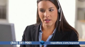 Napoli Shkolnik PLLC TV Spot, 'Herido' [Spanish] - Thumbnail 1