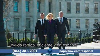 Napoli Shkolnik PLLC TV Spot, 'Herido' [Spanish]