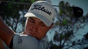 Titleist TSi Drivers TV Spot, 'The Moment of Truth' Featuring Justin Thomas