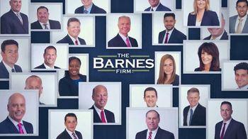 The Barnes Firm TV Spot, 'Not Fair' - Thumbnail 4