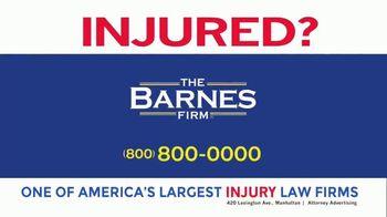 The Barnes Firm TV Spot, 'Not Fair' - Thumbnail 6
