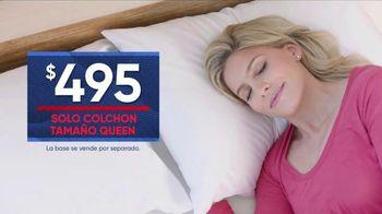 Rooms to Go La Venta por las Fiestas TV Spot, 'El colchón perfecto' [Spanish] - Thumbnail 4