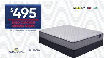Rooms to Go La Venta por las Fiestas TV Spot, 'El colchón perfecto' [Spanish] - Thumbnail 5