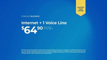 Comcast Business TV Spot, 'Ways of Working: $64.90 and $500 Prepaid Card' - Thumbnail 8