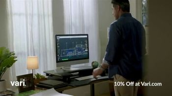 Vari TV Spot, 'Whether at the Office or at Home'