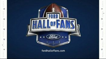Ford Hall of Fans TV Spot, 'Without the Fans' - 3 commercial airings