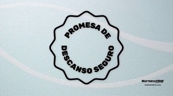 Mattress Firm TV Spot, 'Promeso de descanso seguro: Regalo de $300' [Spanish] - Thumbnail 1