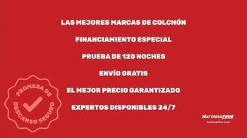 Mattress Firm TV Spot, 'Promeso de descanso seguro: Regalo de $300' [Spanish] - Thumbnail 10