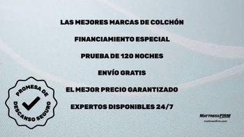 Mattress Firm TV Spot, 'Promeso de descanso seguro: Regalo de $300' [Spanish] - Thumbnail 2