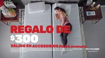 Mattress Firm TV Spot, 'Promeso de descanso seguro: Regalo de $300' [Spanish] - Thumbnail 7