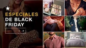 Macy's Especiales de Black Friday TV Spot, 'Effy y Charter Club' [Spanish] - Thumbnail 2
