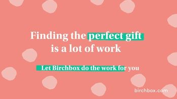 Birchbox TV Spot, 'Holidays: The Perect Gift'