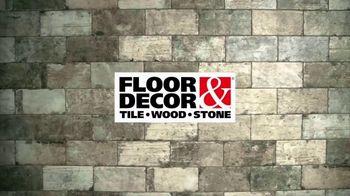 Floor & Decor TV Spot, 'Adventurous Man Cave' - Thumbnail 8