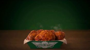Wingstop Thighs TV Spot, 'All the Flavors' - Thumbnail 3