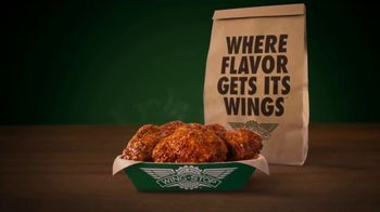 Wingstop Thighs TV Spot, 'All the Flavors' - Thumbnail 4