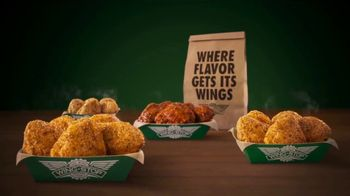 Wingstop Thighs TV Spot, 'All the Flavors' - Thumbnail 5