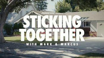 Progressive TV Spot, 'Sticking Together: Rug' - Thumbnail 2