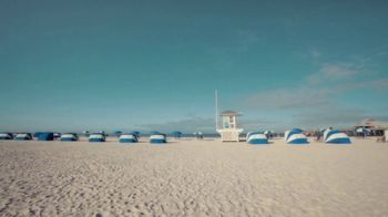 Visit St. Petersburg/Clearwater TV Spot, 'Soak in a Whole New Point of View' - Thumbnail 2