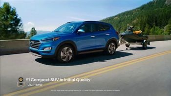 Hyundai Thanksgiving Sales Event TV Spot, 'An SUV You Can Rely On' [T2] - Thumbnail 2