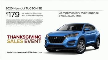 Hyundai Thanksgiving Sales Event TV Spot, 'An SUV You Can Rely On' [T2] - Thumbnail 5