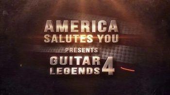 America Salutes You TV Spot, 'Guitar Legends 4' - Thumbnail 2