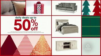 Ashley HomeStore Black Friday Deal Days TV Spot, 'Save up to 50% Off' - Thumbnail 2